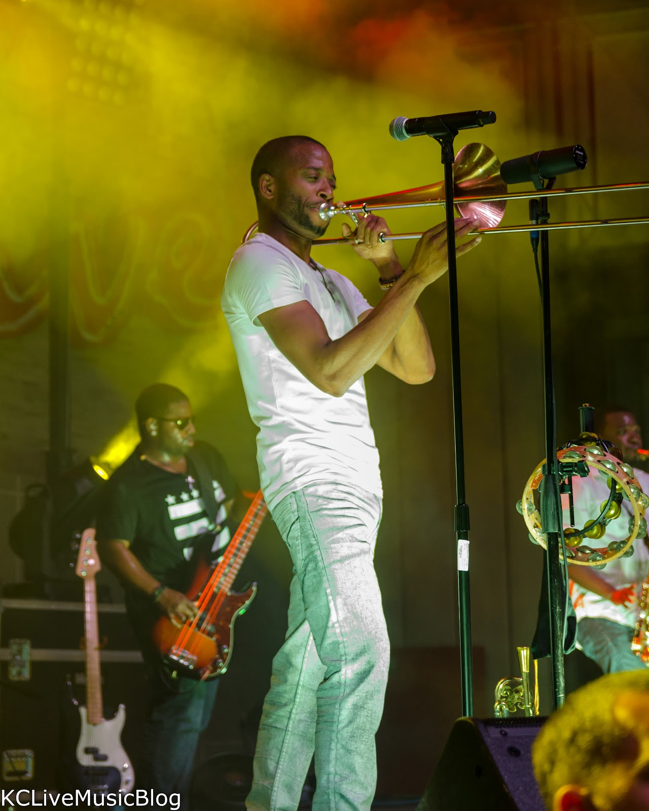 Trombone Shorty And Orleans Avenue At Power And Light