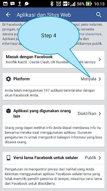 Tips Trik Agar akun Facebook Tidak Kena Spam