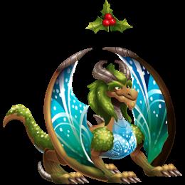 imagen del dragon muerdragon de dragon city