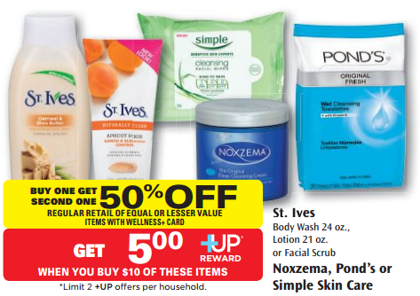 St. ives coupon 2015