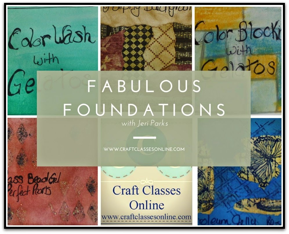 Fabulous Foundations with Jeri Parks