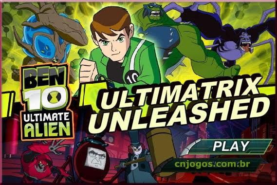 ben 10 ultimate unleashed