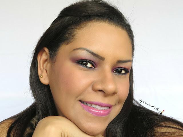 D�a Internacional de la Eliminaci�n de la Violencia contra la Mujer - Maquillaje Inspiraci�n