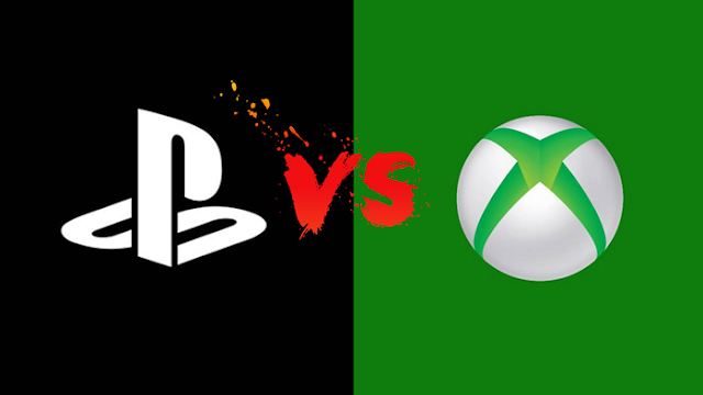 Battle-of gaming-console-Xbox-one-vs-Playstation-4-PS4