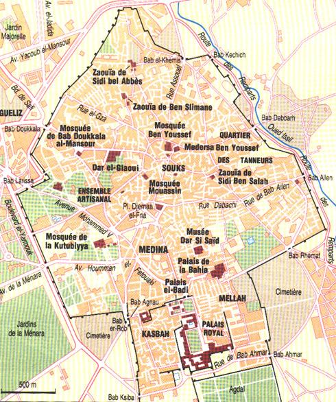 office de tourisme a marrakech