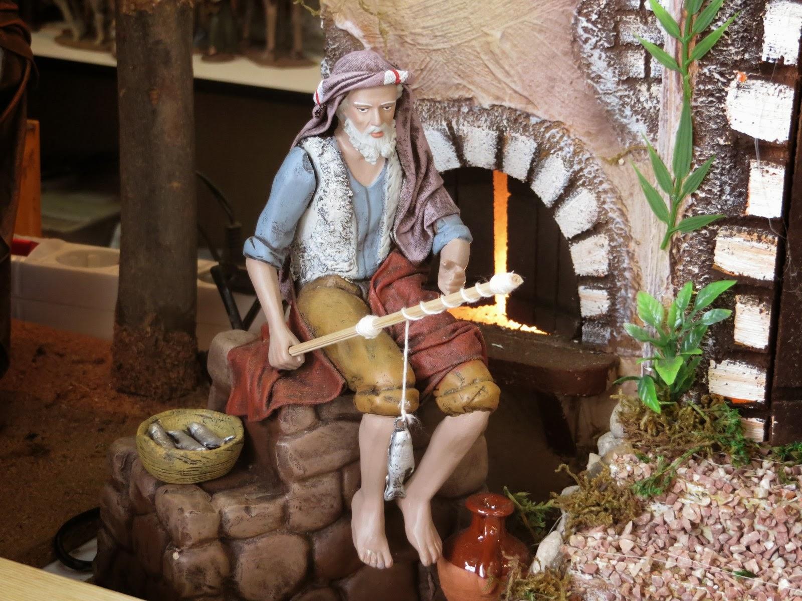 Xx feria del bel n sevilla 2013 aznalfarache - Figuritas para el belen ...
