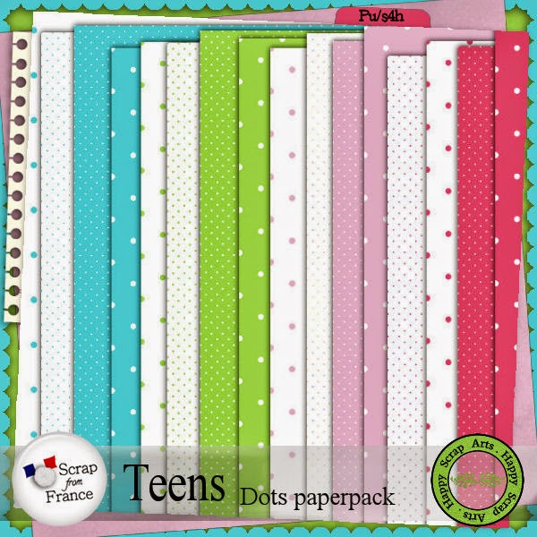 HSA Teens dots