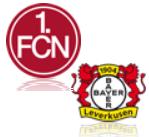 FC Nürnberg - Bayer Leverkusen