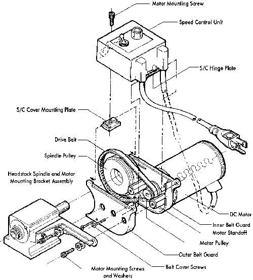 ac motor components ac motor kit picture ac motor components5