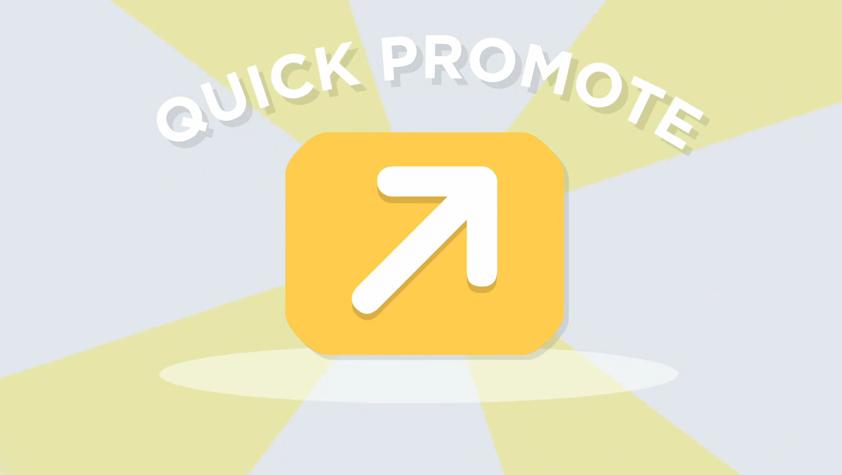 Twitter Quick Promote : eAskme