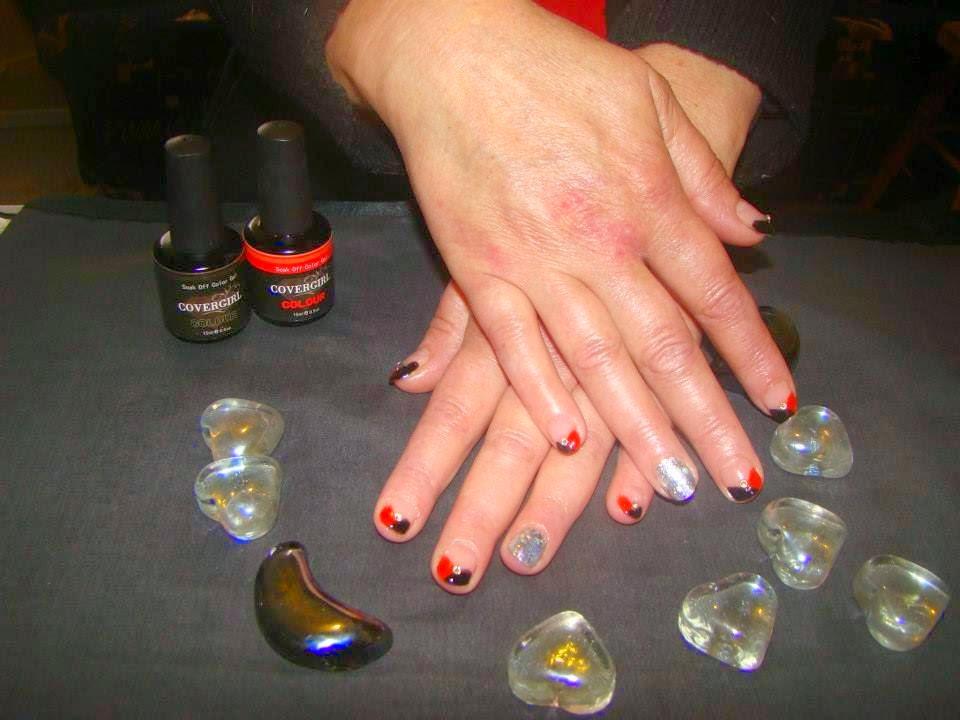 Classic French gold crystals Gel-color manicurepedicure LED gel glitz Mylar glitter Mylar glitter foils custom gel mix glitz