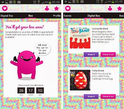 Super Awesome Club App, MEGA Box of Awesome, MEGA Box of OMG