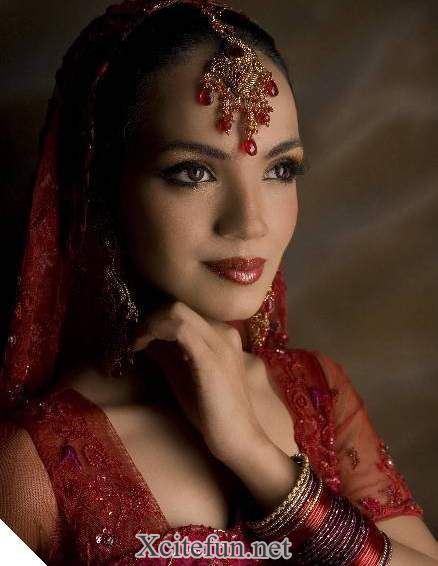 Amina Sheikh Bridal photoshoot