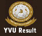 Yogi Vemana University Results