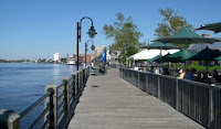 Photo of Wilmington North Carolina Riverwalk