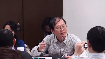 中華醫事科技大學副教授黃煥彰抗議 底碴再利用應排除所有農地