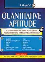 Quantitative Aptitude 9788178128313