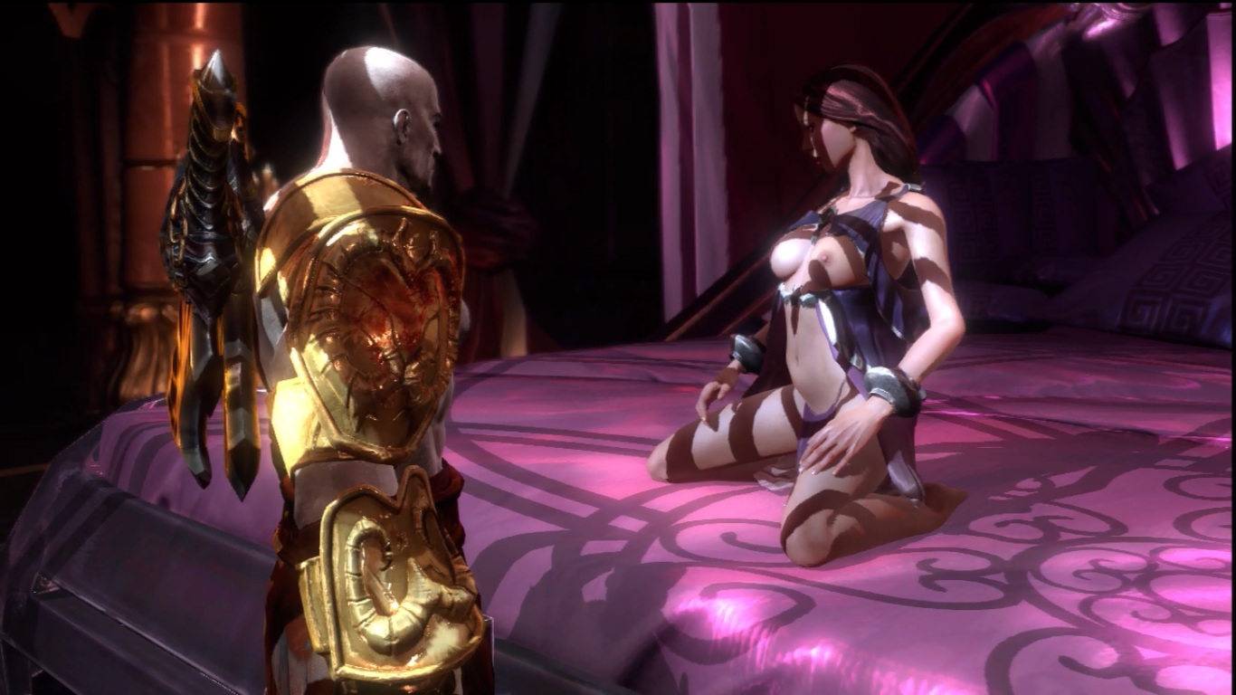 nudity is incomparable to other nudity you saw on ps3 that file ...