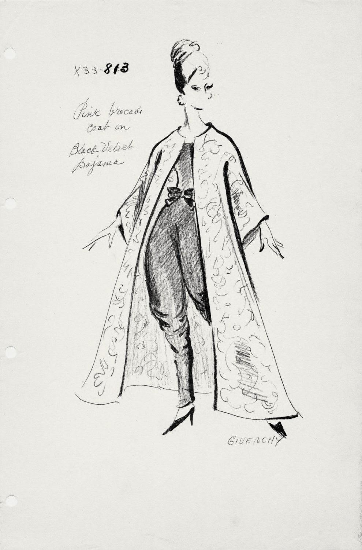 jessamity  1960s  70s fashion sketches