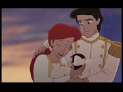 Prince Eric, Ariel and Melody