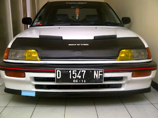 Modifikasi Honda Civic Wonder