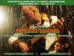 Guitarra Llorona