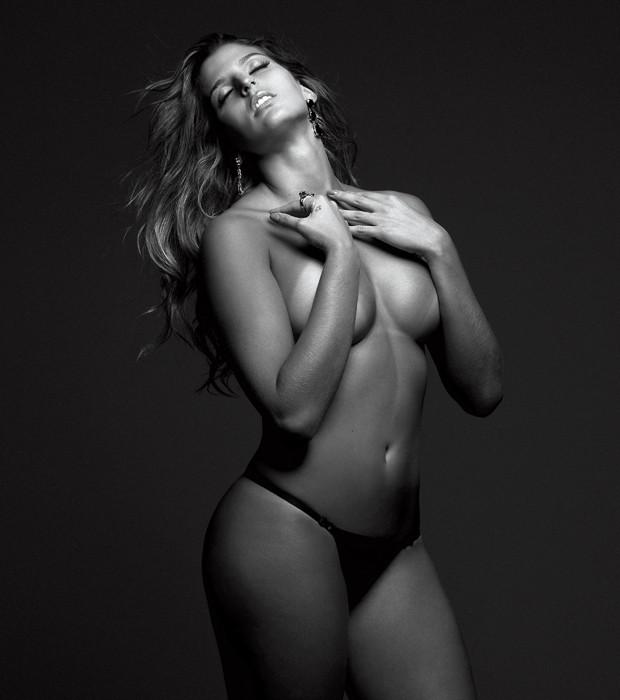 Fotos de Mari Paraíba nua na Playboy