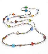 Artisan Beaded Necklace Giveaway