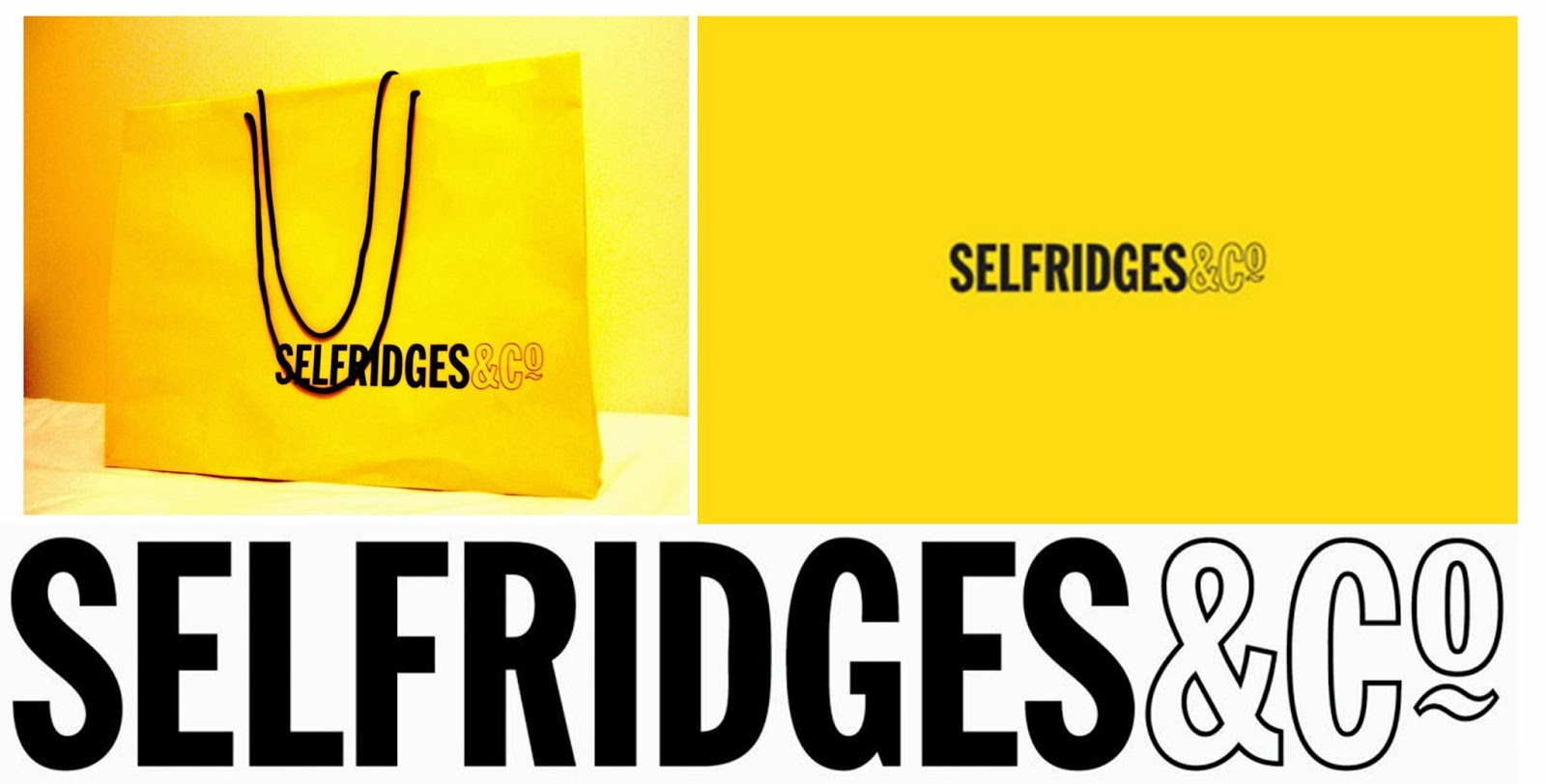 1d560b9a8042 The Logo that Selfridges have supported is known across the whole world.  This has become a well established department store used by many for  different ...