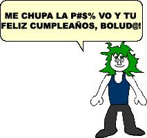 Meme Carlitox cumpleaños