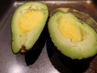 the Ripening, Gluten Free, avocado, egg, recipe