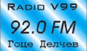 Radio V-99 online