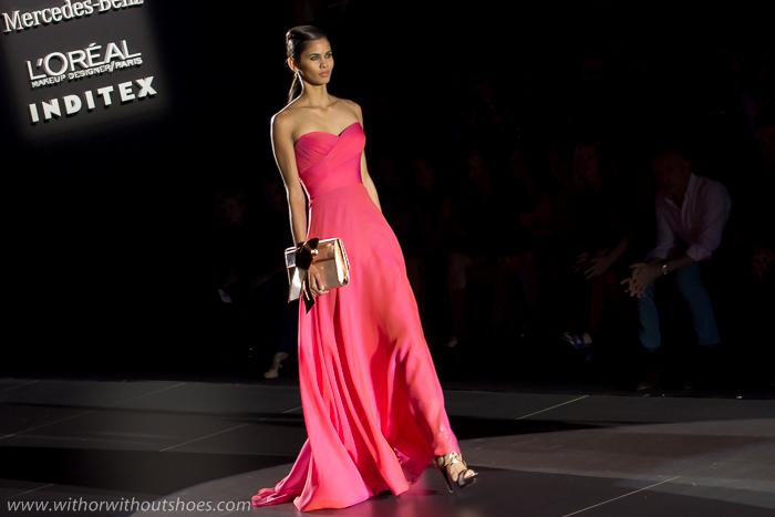 Vestidos favoritos de la pasarela de la Mercedes Benz Fashion Week Madrid de la mano de Rowenta