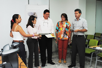 Pedro Luis Huergo Tobar y Diva María Artunduaga