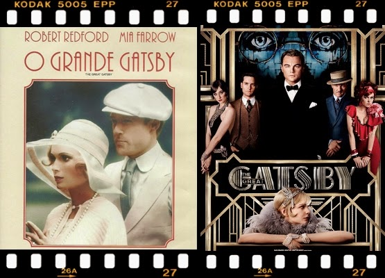The Great Gatsby (1974 versus 2013)