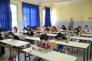 85 بالمئة نسبة النجاح في شهادة التعليم الابتدائي 2015