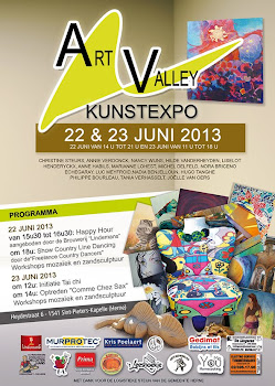 Art Valley Expo 22 en 23 juni 2013