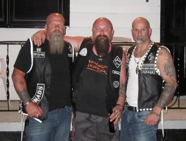 Outlaw MC Clubs