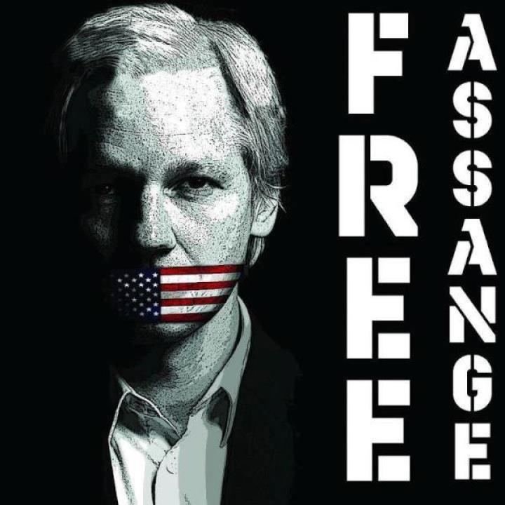Liberdade Assange