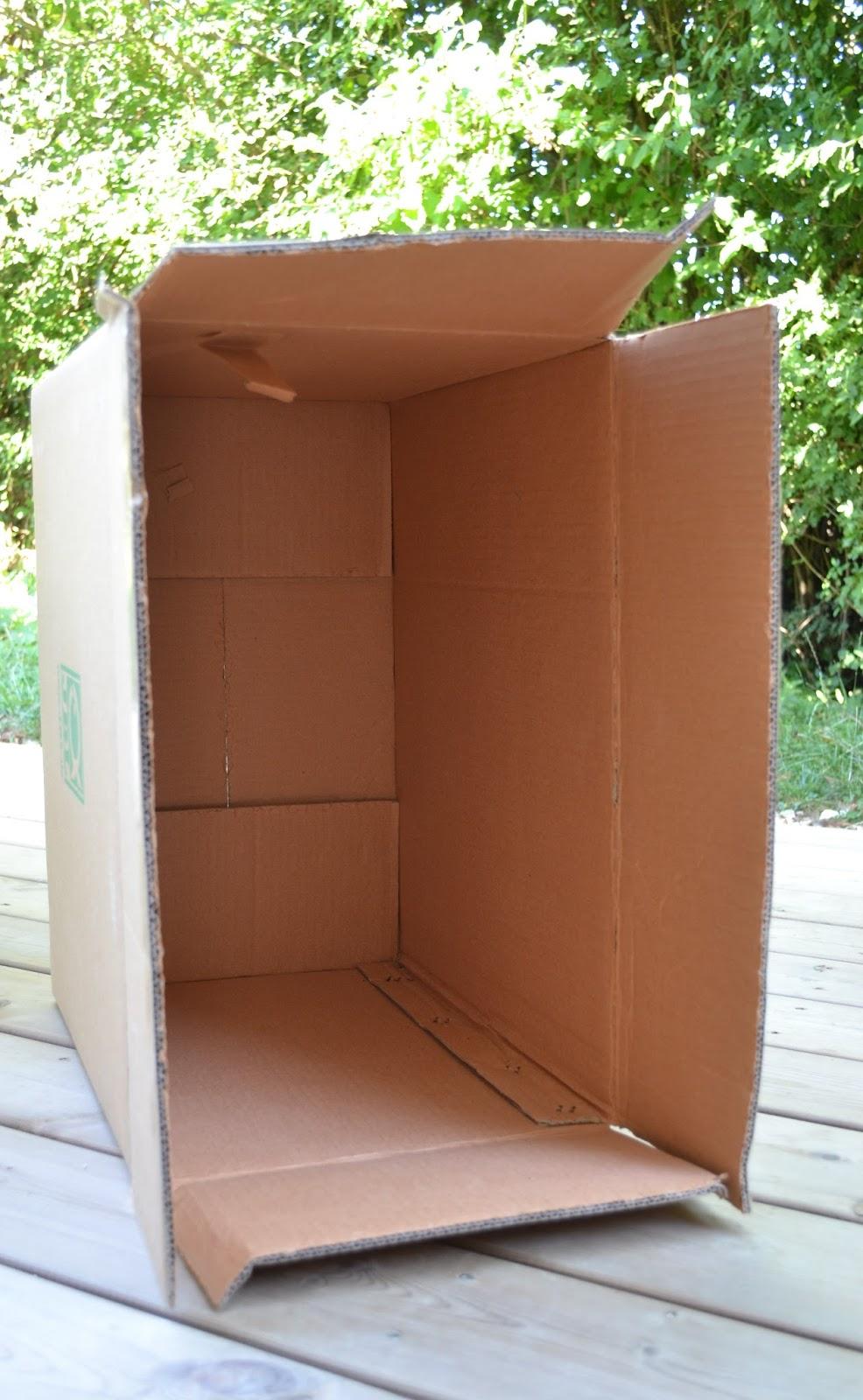 cabane en carton enfant cheap ma maison est en carton with cabane en carton enfant beautiful. Black Bedroom Furniture Sets. Home Design Ideas