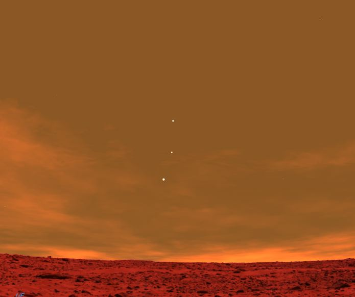 Why Mars sky Is Red -Webxxpert