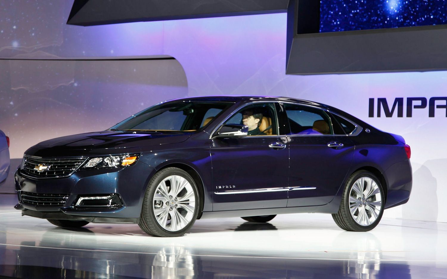 2015 Chevrolet Impala SS Car Review
