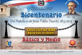 Bicentenario Juan Pablo Duarte