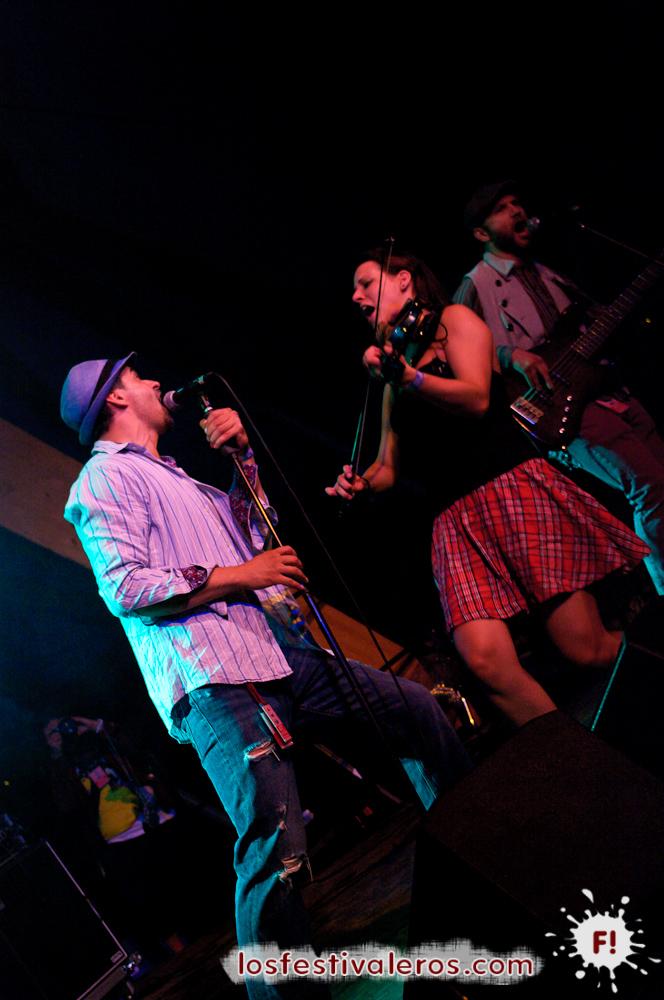 Sziget, 2014, Festival, Concierto, Irish