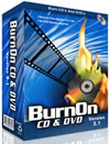 Free BurnOn CD/DVD giveaway