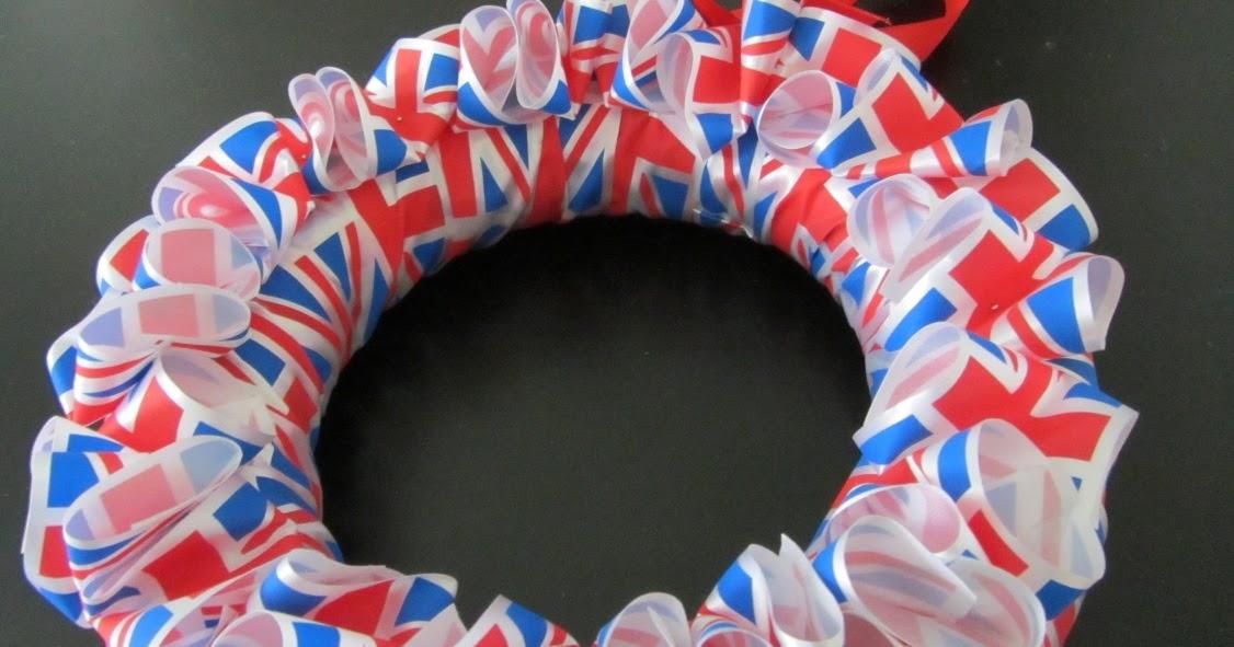 Union Jack Cake Ribbon