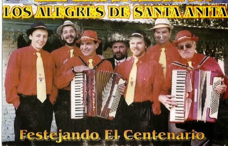 M sica del volga y algo m s los alegres de santa anita festejando el centenario 39 2000 39 - Casa de los espiritus alegres ...