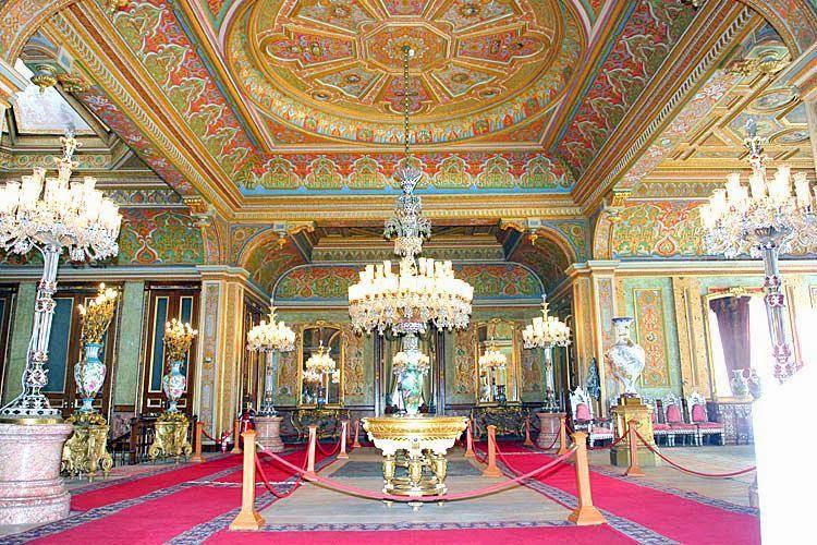 Beylerbeyi Palace – Istanbul