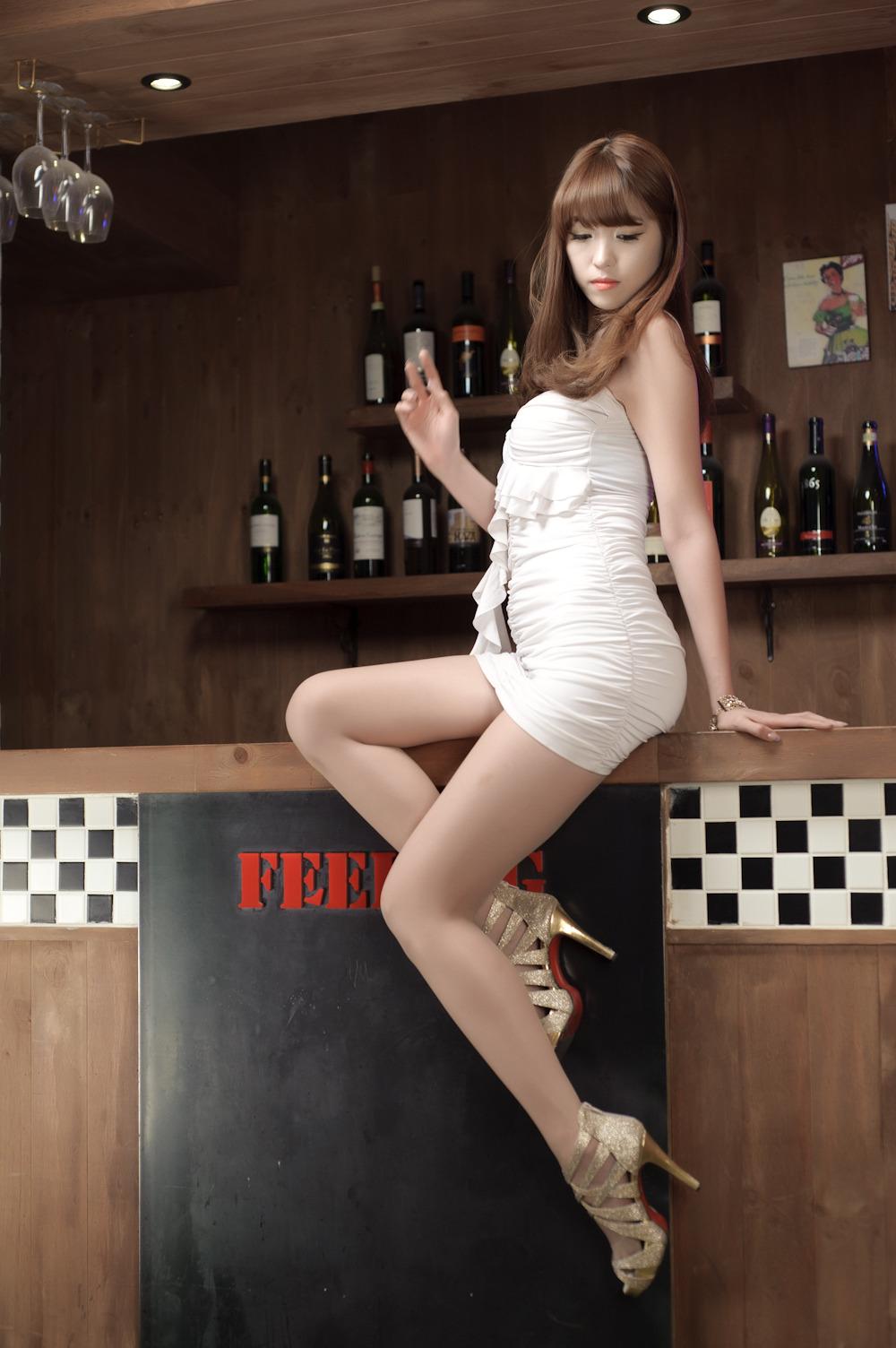 korean hot leg: