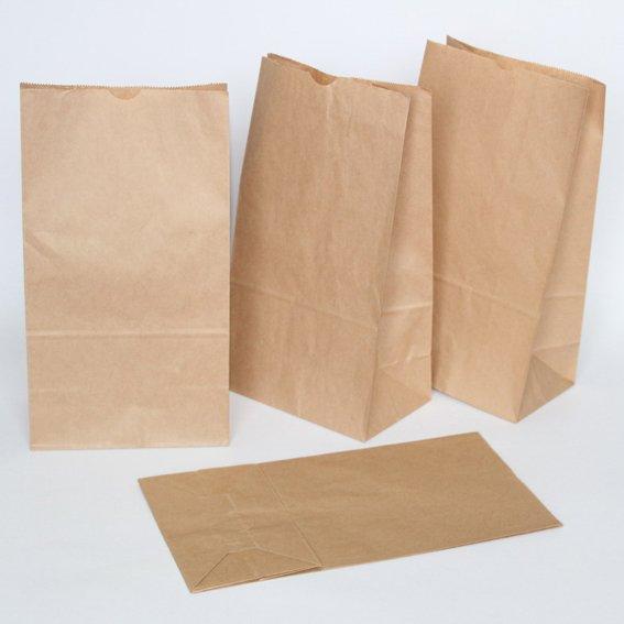 Valchirie il sacchetto del pane for Sacchetti di carta fai da te